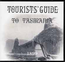 Image unavailable: Tourists' Guide to Tasmania 1899