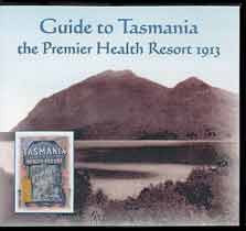 Image unavailable: Guide to Tasmania the Premier Health Resort 1913