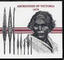 Image unavailable: Aborigines of Victoria 1878