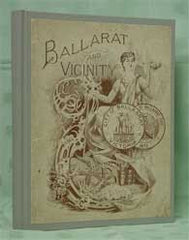 Image unavailable: Ballarat and Vicinity, c1895