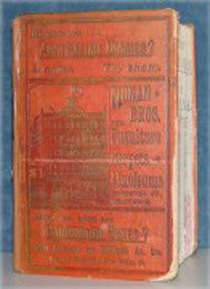 Sands and McDougall's Melbourne, Suburban and Country Directory for 1904