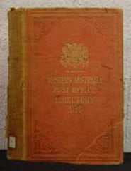 Western Australia Post Office Directory 1910 (Wise's)