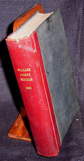 Welland County Minutes (proceedings of the Municipal Council of Welland County) 1936