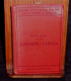The Hand Book for the Dominion of Canada, originally published in 1884