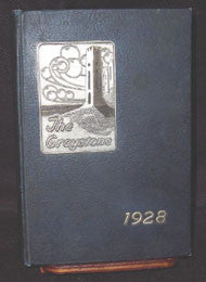 The Greystone (University of Saskatchewan yearbook for the year)  1928