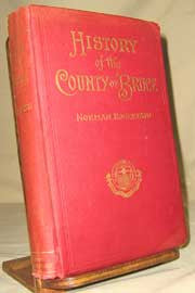 History of the County of Bruce - 1906;  by: Norman Robertson.