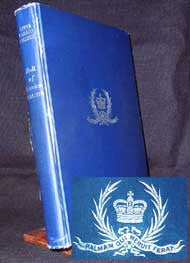 The War Book of Upper Canada College, Toronto (1914-1919) Published 1923