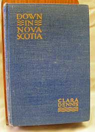 Down in Nova Scotia - 1934