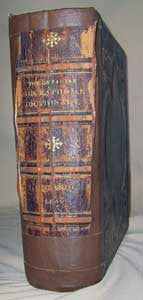 Canadian Biographical Dictionary, Ontario - 1880. By: Biographical Pub. Co., Toronto ...