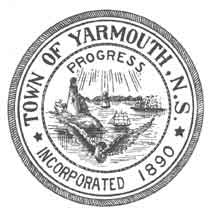 Yarmouth Past and Present, A Book of Reminiscences - 1902. by J. Murray Lawson