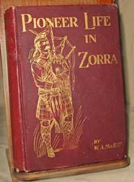 Pioneer Life in Zorra - 1899 (on CD)