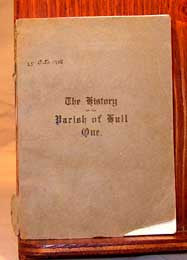 The History of the Parish of Hull Quebec, 1823-1923.  by Rev. E. G. May & W. H. Millen. (on CD)