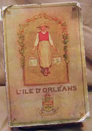 L'Ile d'Orleans - 1928 by: The Historic Monuments Commission of the Province of Quebec (on CD)