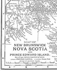 Mercantile Agency Reference Book; Dominion of Canada - 1893 (Eastern Provinces)