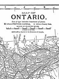 Mercantile Agency Reference Book; Dominion of Canada - 1893 (Ontario section)