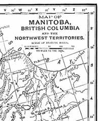 Image unavailable: Mercantile Agency Reference Book; Dominion of Canada - 1893 (Western Provinces)