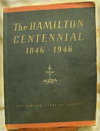 Hamilton Centennial 1846 - 1946 (on CD)