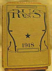RUS (Rural Uplook Service) - 1918 Compiled by Liberty Hyde Bailey (on CD)