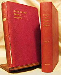 History of Brome County, Quebec, 2 Vol. - 1908 & 1937