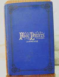 1783-1883 Foot-Prints: or Incidents in Early History of New Brunswick (on CD)