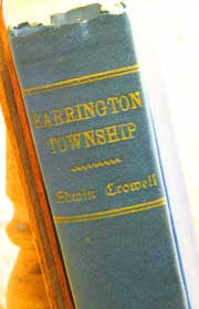 A History of Barrington Township and Vicinity, Shelburne County, Nova Scotia, From 1604 (Pub.1923) (onCD)