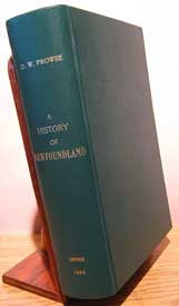 A History of Newfoundland from the English, Colonial and Foreign Records - 1895