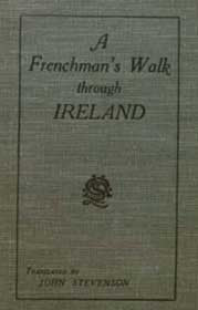 A Frenchman's Walk through Ireland 1796-1797