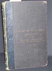 Ashe's Limerick and Clare Directory 1891-92