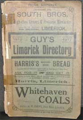 Guy's Limerick Directory, 1912