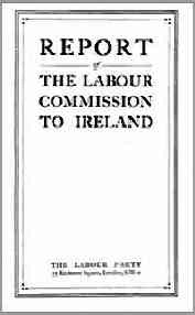 Report of the Labour Commission to Ireland 1921