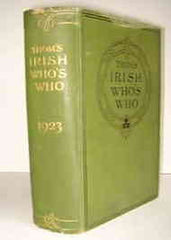 Alexander Thom & Co., Thom's Irish Who's Who, 1923
