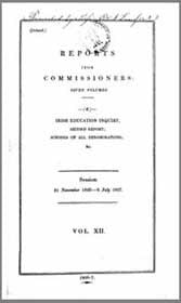 Reports from Commissioners, Irish Education Inquiry, Second Report, Schools of all Denominations, 1826