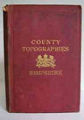 Image unavailable: Kelly's County Topographies: Hampshire including the Isle of Wight, 1875