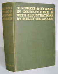 Image unavailable: Highways & Byways in Derbyshire, 1905