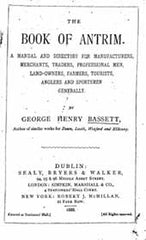 Image unavailable: Bassett's Book of Antrim 1888