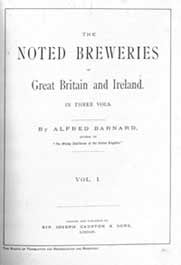 The Noted Breweries of Great Britain and Ireland, 1889-1891