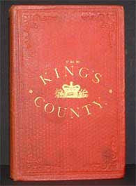 The King's County Directory, 1890