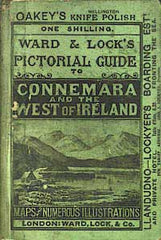 Image unavailable: Ward & Lock's Pictorial Guide to Connemara c.1890