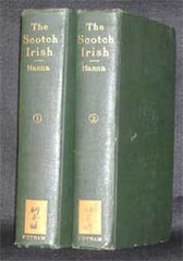 Image unavailable: Hanna's The Scotch-Irish