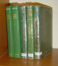 Cheshire Parish Registers - Marriages (5 Vols)