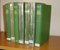 Dorset Parish Registers - Marriages (7 Vols)