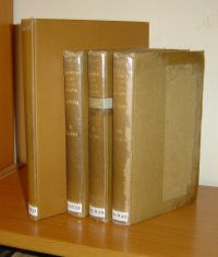 Warwickshire Parish Registers - Marriages (3 Vols + Index)