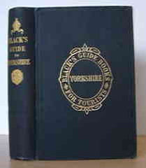 Image unavailable: Adam and Charles Black, Guide to the County of York, 1888 13th Edition