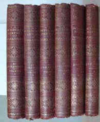 Joseph Smith Fletcher, A Picturesque Guide to Yorkshire, 6 vols. (1899-1901)