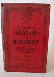 E.J. Burnham, A Guide to Seaton and District, 1912