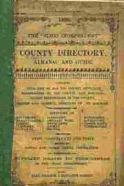 Sligo Independent newspaper, County Directory, Almanac and Guide (1889)