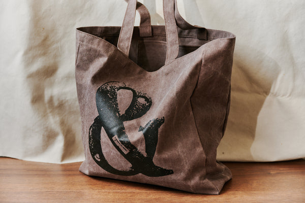 D&L DUMBO BAG 深棕&
