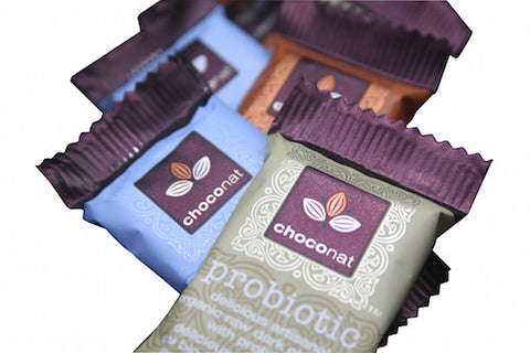 ChocoNat Acti-Cacao healthy organic Chocolate (7 Day Supply)