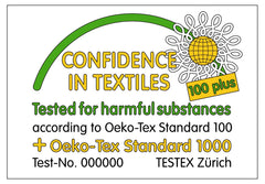 Pillow Duo - Oeko-Tex Standard 100