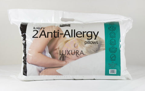 Anti Allergy Pillows - Pair